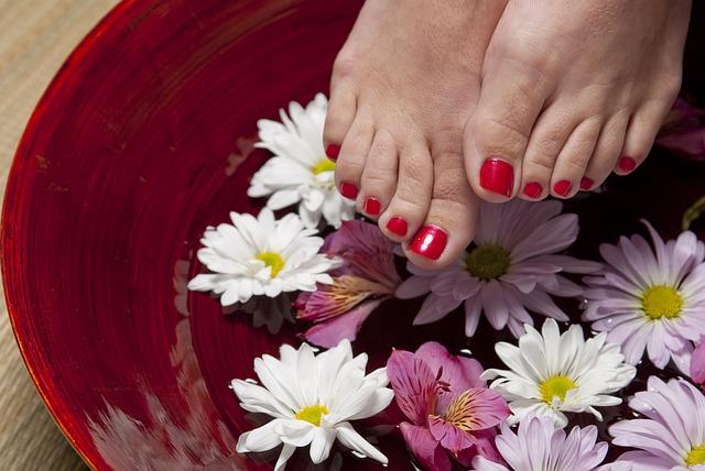 Basic-Fußpflege